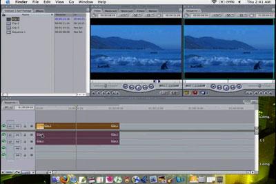 free video editing software for mac like final cut pro
