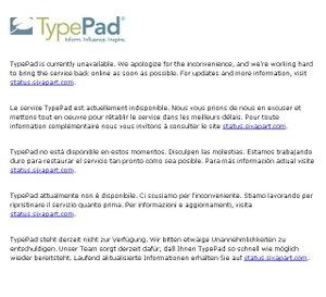 Typepaddown