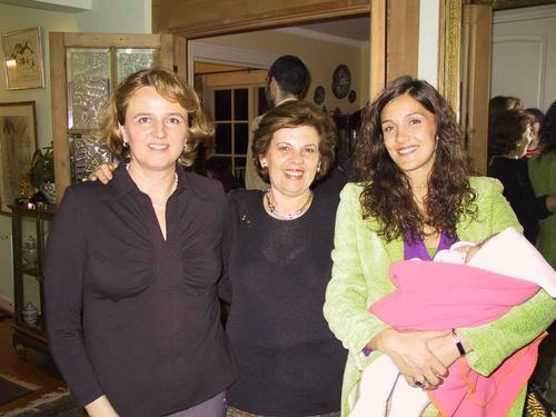 Marcela, Doris & Nicole