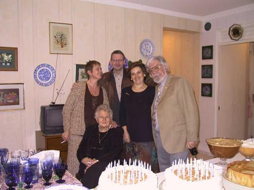 Pepa, Alex, Doris, Claudio & Edda