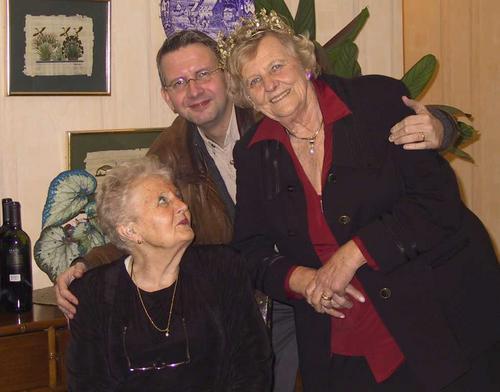 Edda, Alex & Nelda