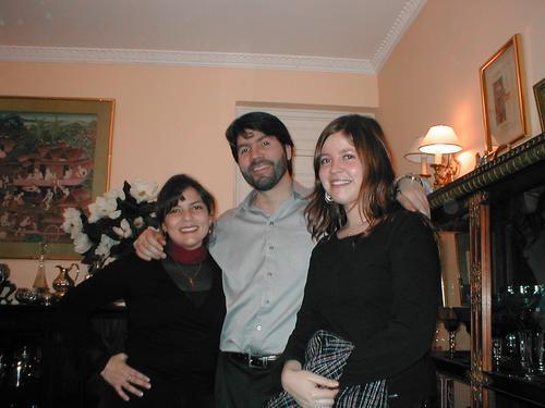 Lorena, Juan Pablo & Constanza