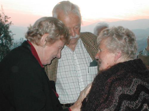 Nelda, Werner & Edda