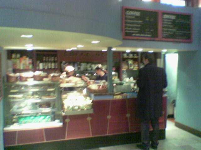 Breakfast on Jermyn St