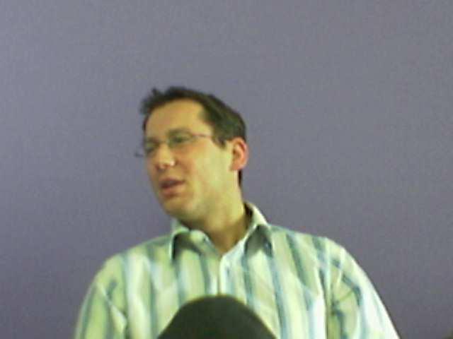 Francis Lelong, co-founder & CEO Vecteur d'image