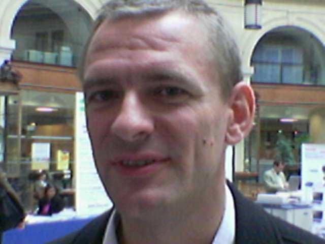 Yann Lechelle, founder & CEO Etheryl
