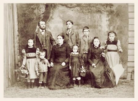 Wilhelm Schulz & family